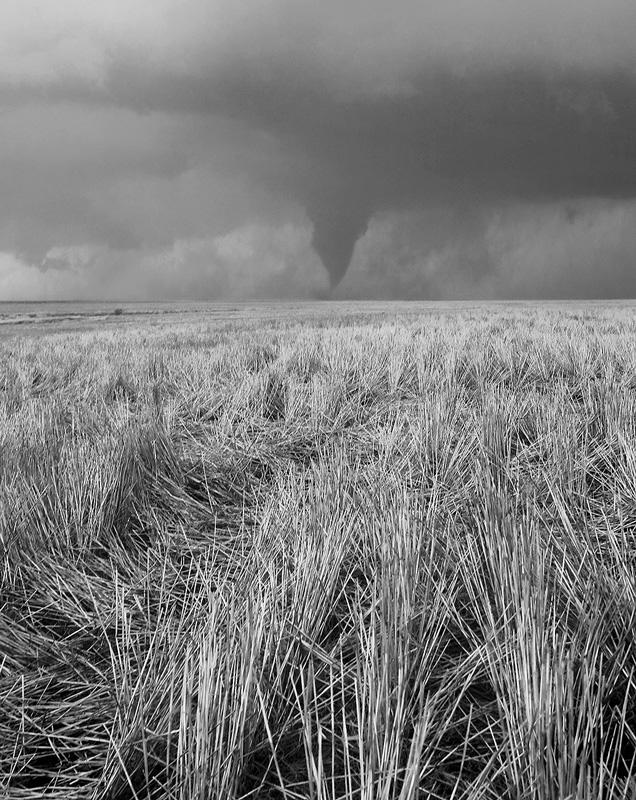 Tornado in Kansas, 2008