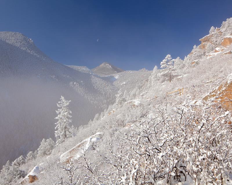 Barr Trail, Manitou Springs, Colorado, photo