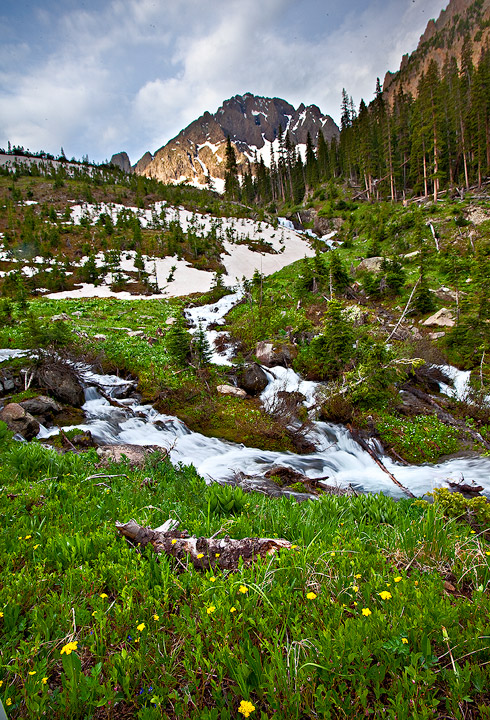 Blaine Basin,Colorado,Sneffels, photo