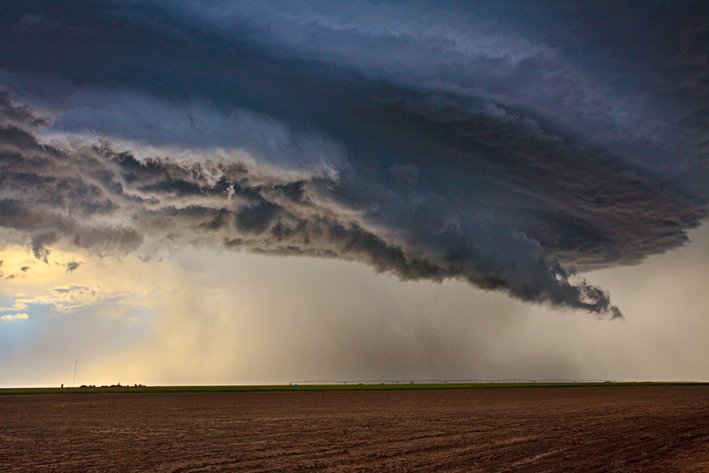 supercell,thunderstorm,Colorado,Stratton, photo