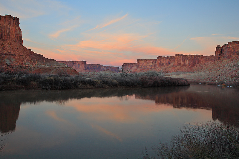 Green RIver,Canyonlands,Utah,sunrise, photo