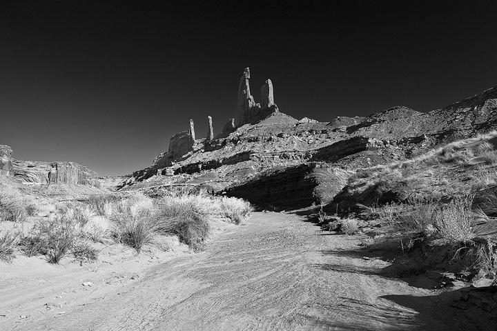 Moses and Zeus,Taylor Canyon,Canyonlands,Utah, photo
