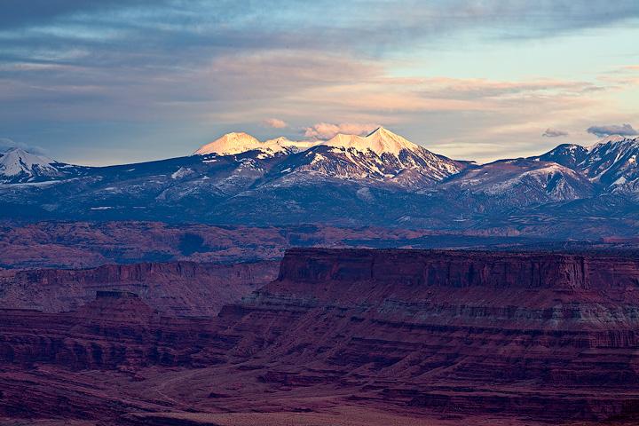 La Sals,Utah,Deadhorse, photo