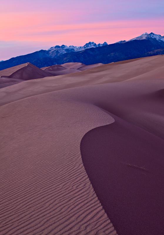 Great Sand Dunes,Colorado, photo