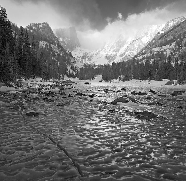 Rocky Mountain,Colorado,Dream Lake,Hallett, photo