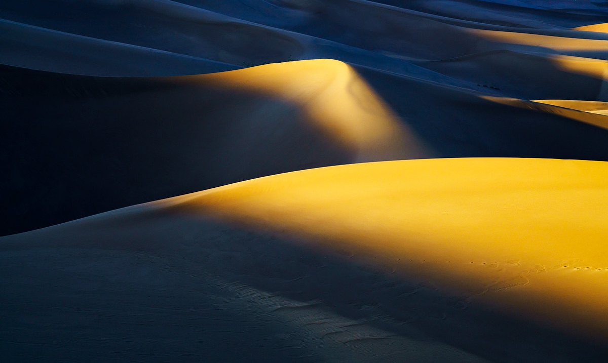 Great Sand Dunes National Park, Colorado, abstract, sunset, photo