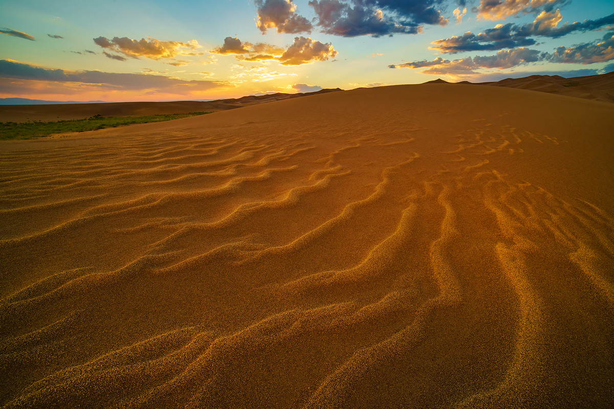Great Sand Dunes National Park, Colorado, photo