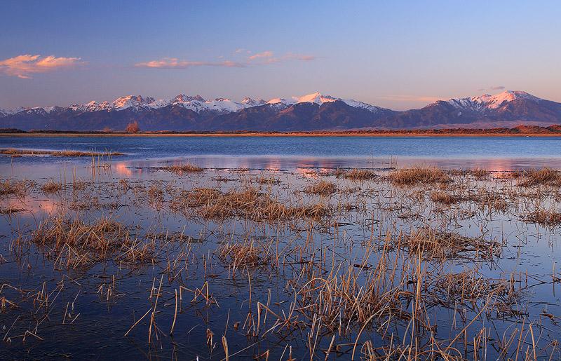 San Luis Lake,Colorado, photo