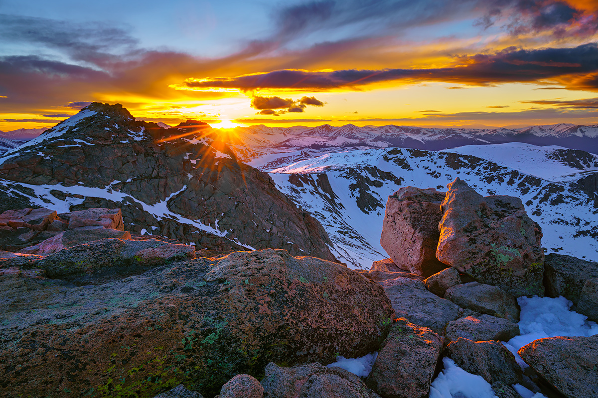 Mount Evans, Colorado, photo