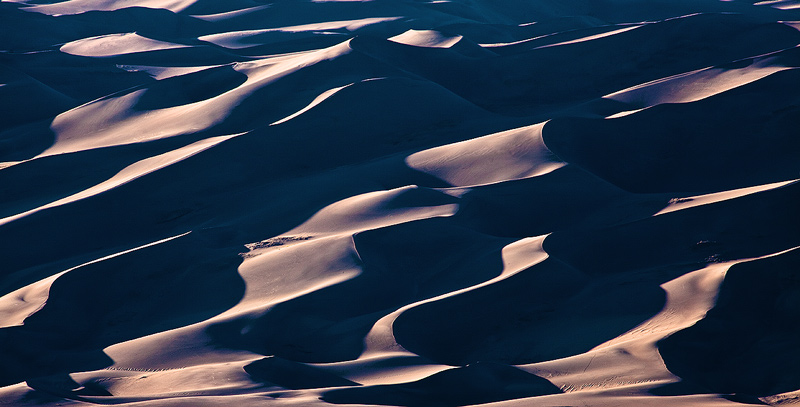 Dunes Abstract