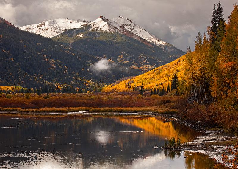 Crystal Lake,San Juan,Red Mountain,Colorado, photo