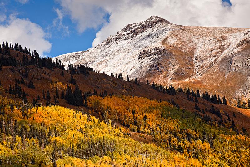 Red Mountain,Colorado, photo