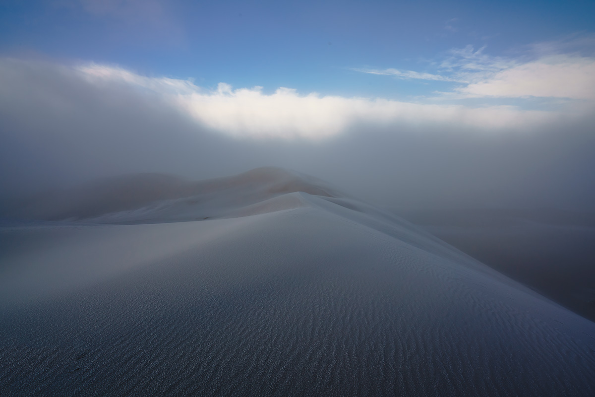 Great Sand Dunes, Colorado, photo