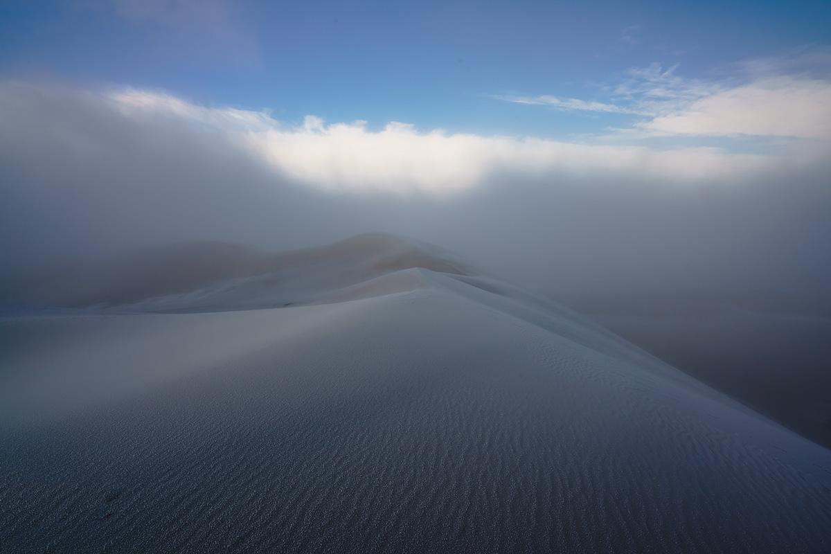 Great Sand Dunes, Colorado, photo