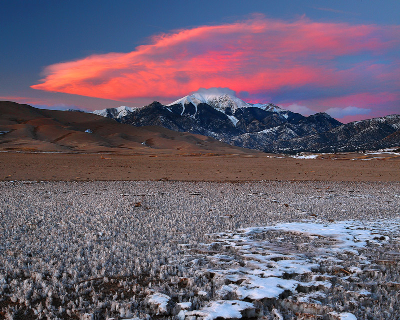Herard,Great Sand Dunes,Colorado, photo
