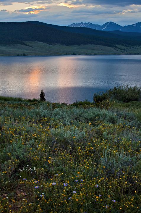 taylor lake, photo