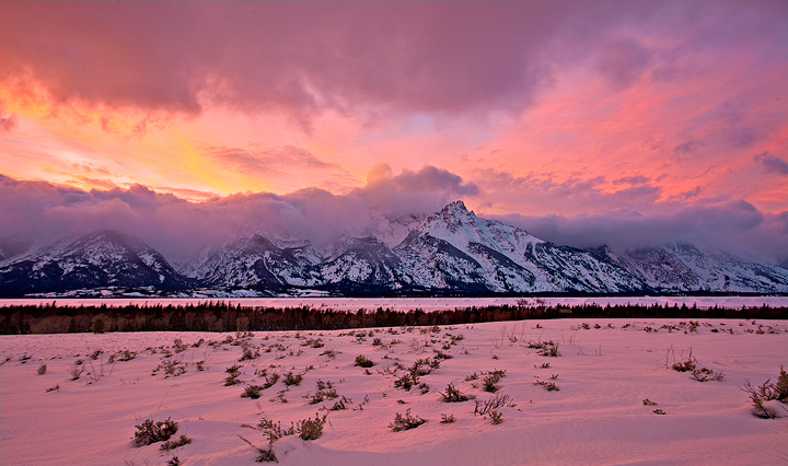 Grand Teton, Wyoming, photo