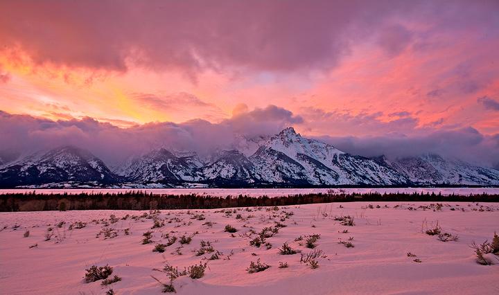 Grand Teton, Wyoming, photo