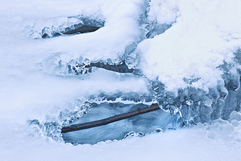 Ice,Green Mountain Falls, photo