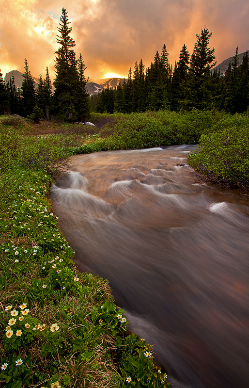 Indian Peaks,Colorado, photo