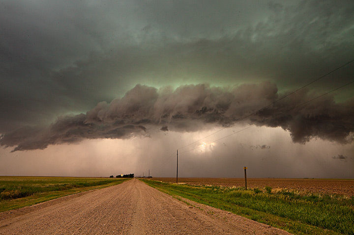 Rush County,Kansas,storm, photo