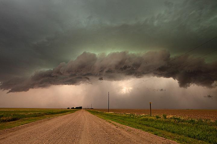 Rush County,Kansas,storm, photo