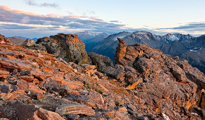 Rocky Mountain,Rock Cut,Trail Ridge, photo