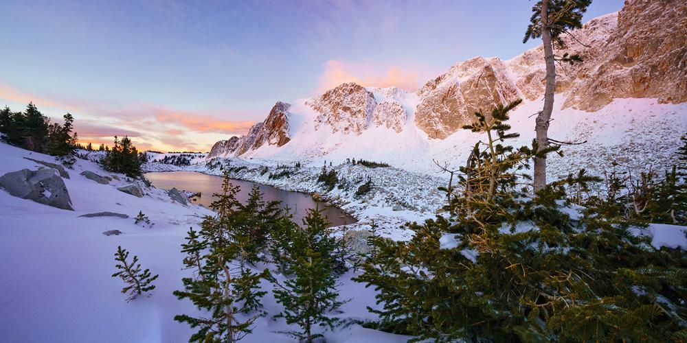 Snowy Range,Wyoming,Lookout Lake, photo