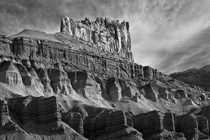 Capitol Reef,The Castle,Utah, photo