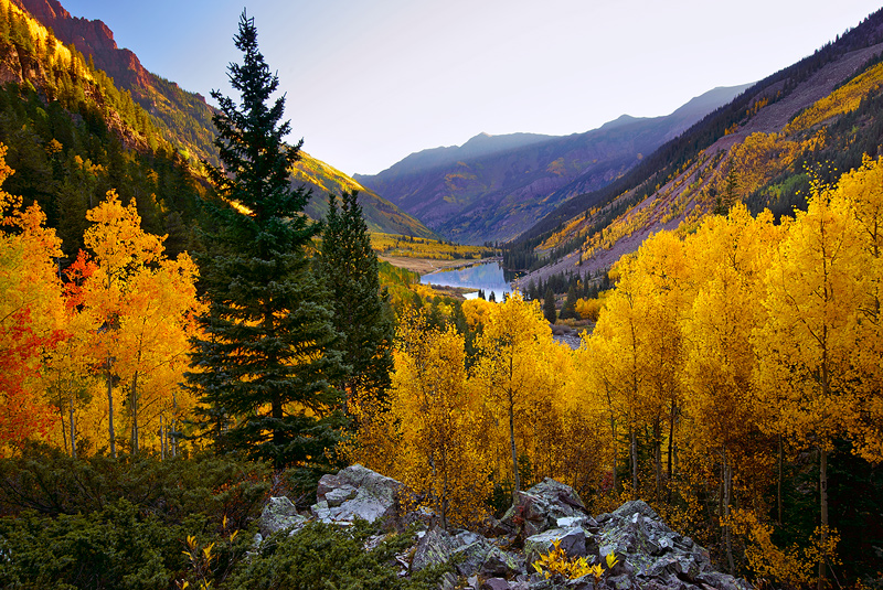 Maroon Lake,Aspen,Colorado,Snowmass, photo
