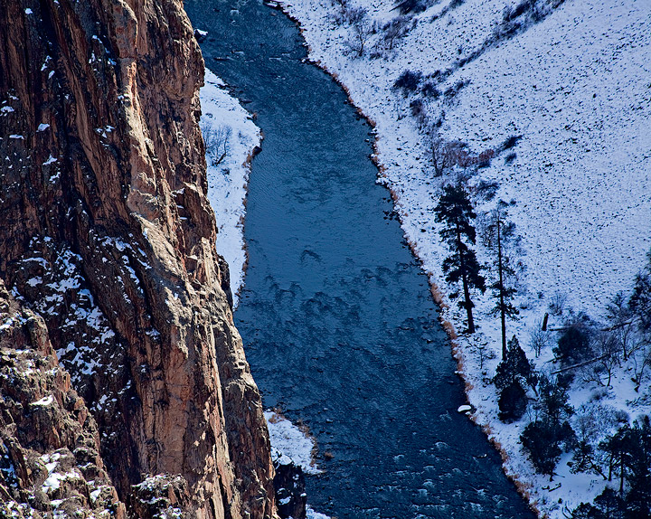Pulpit Rock,Black Canyon,Gunnison, photo