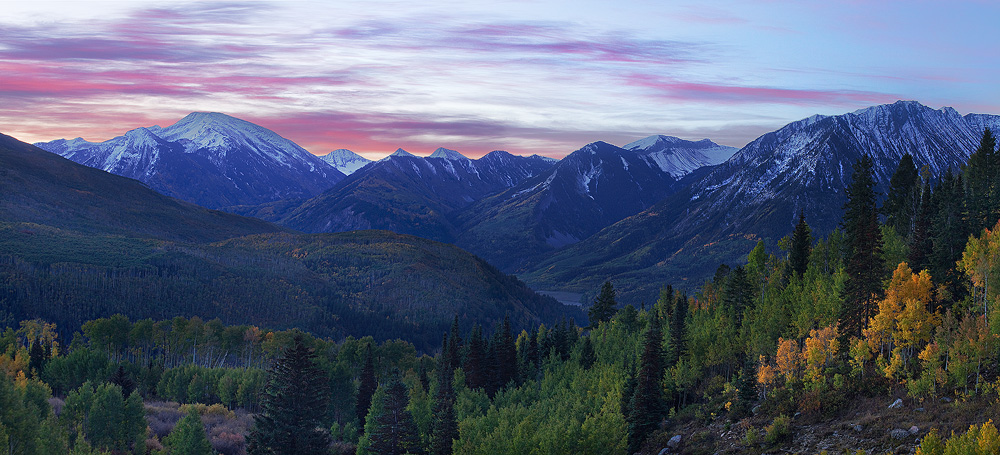 McClure Pass,Colorado, photo