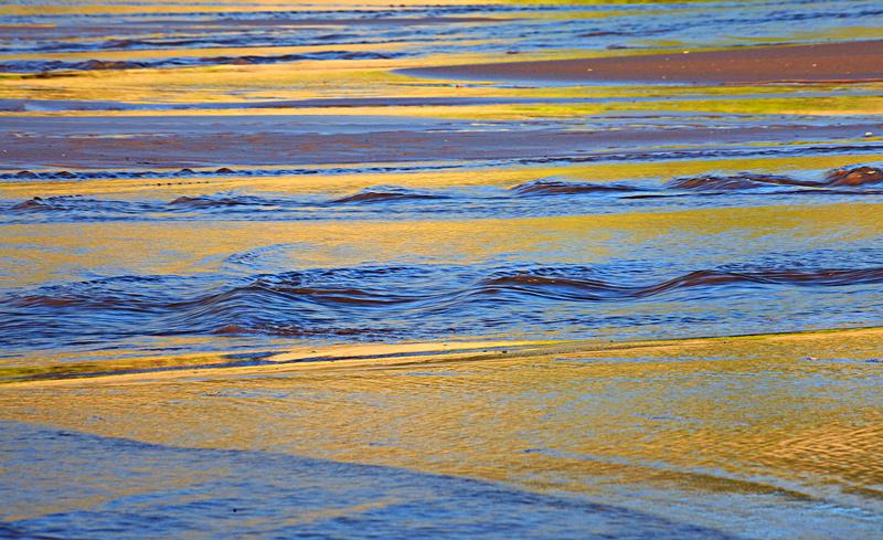 Great Sand Dunes National Park,Medano Creek, photo