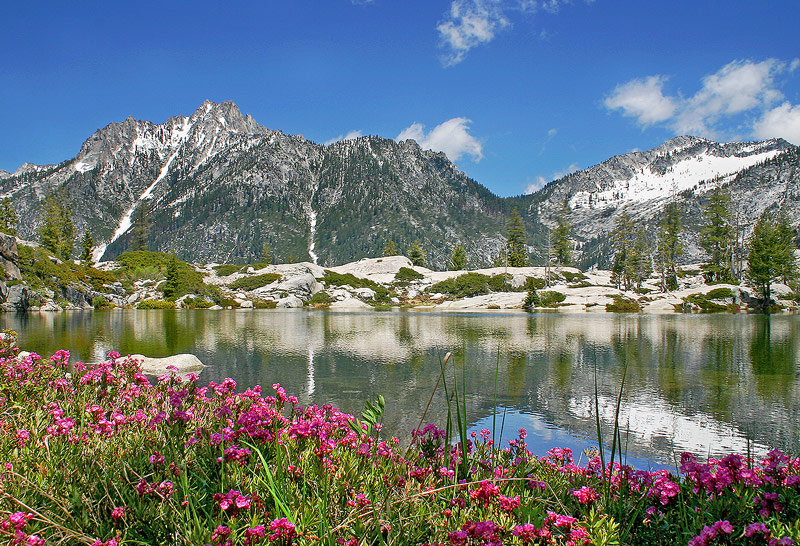 Trinity Alps,California, photo