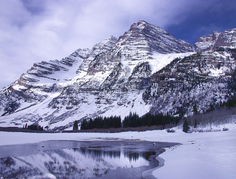 Aspen,Colorado,Crater Lake,Maroon Bells, photo