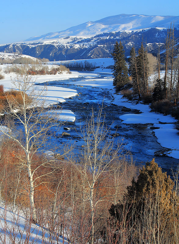 Blue River,Colorado, photo
