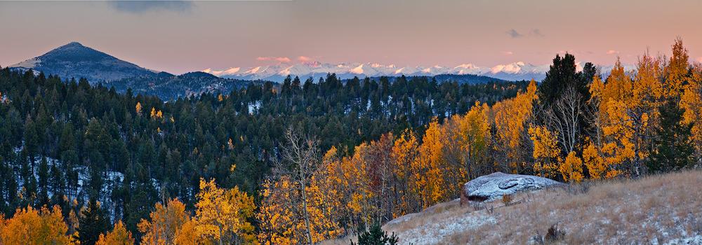 sunrise,Sangre,snow, photo