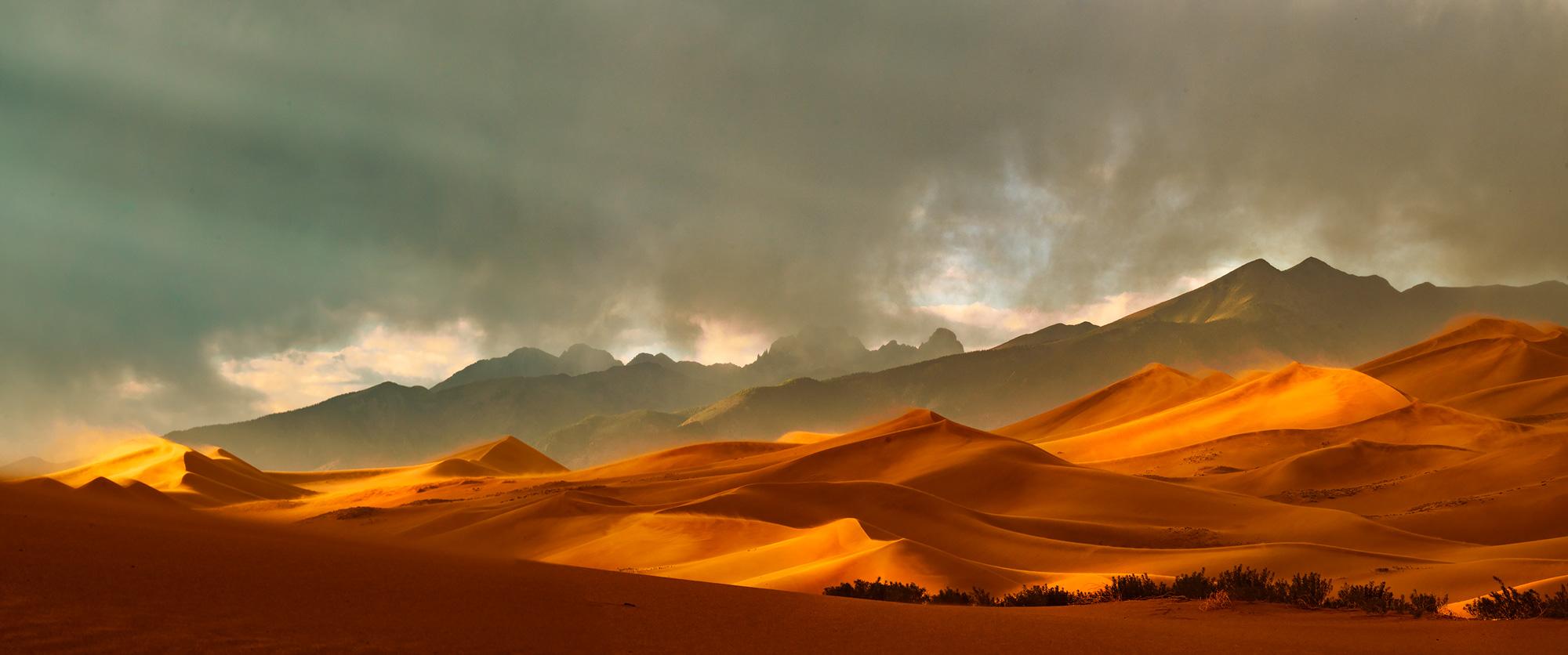 Great Sand Dunes National Park, Colorado, photo