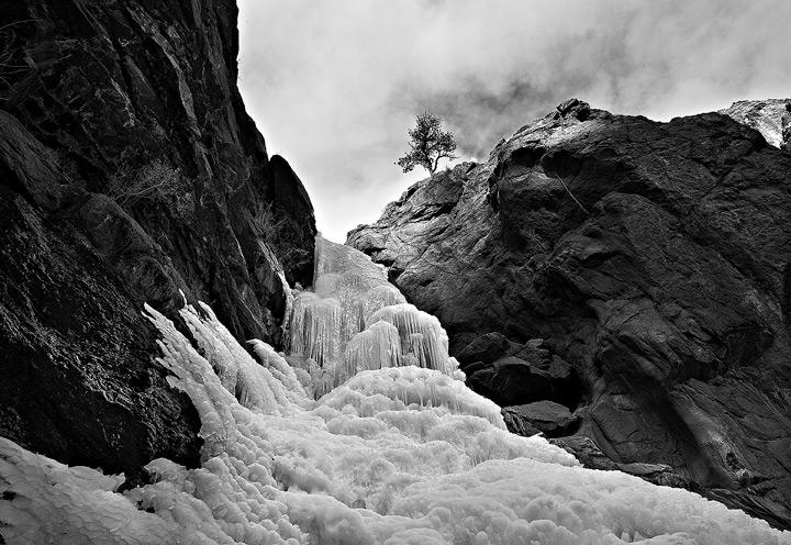 Colorado Springs,Dorothy Falls, photo
