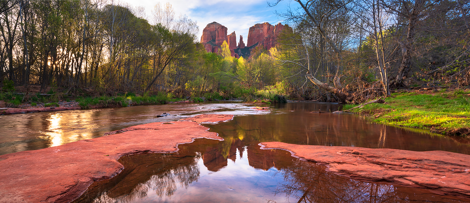 Red Rock Crossing,Oak Creek,Sedona, photo
