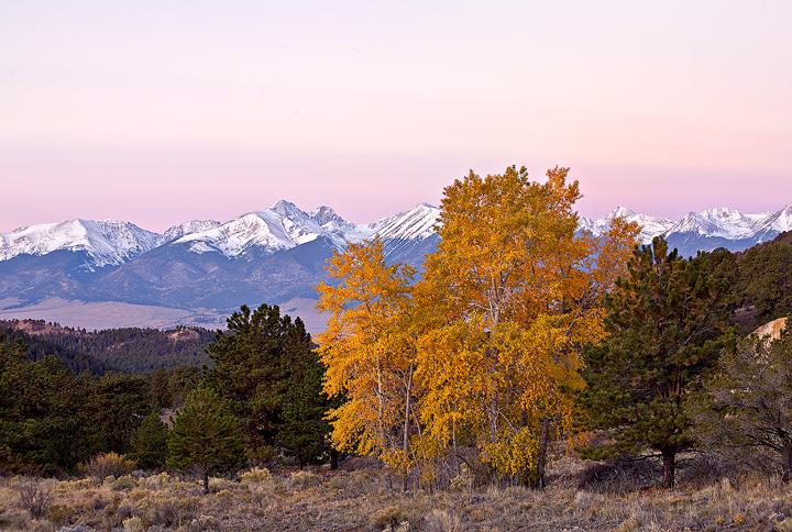 cottonwood,crestone,sangres,rosita,Colorado, photo