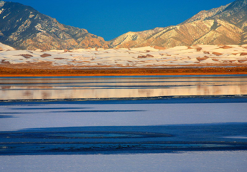 San Luis Lakes,Colorado, photo