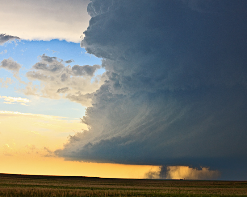 tornadoes,supercell,thunderstorm,Colorado,Simla, photo
