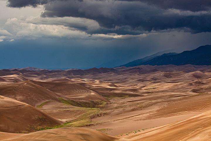 Monsoon Dunes