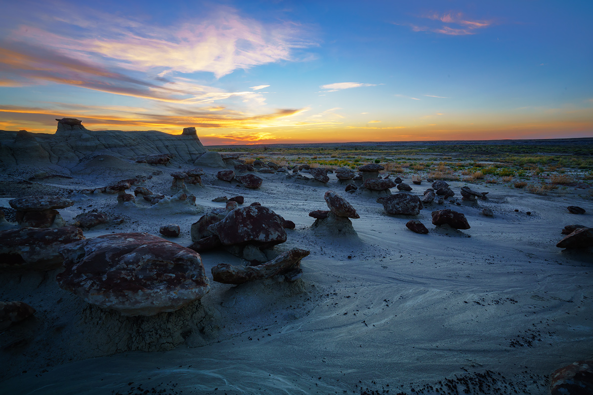 Ah Shi Sle Pah, New Mexico, photo