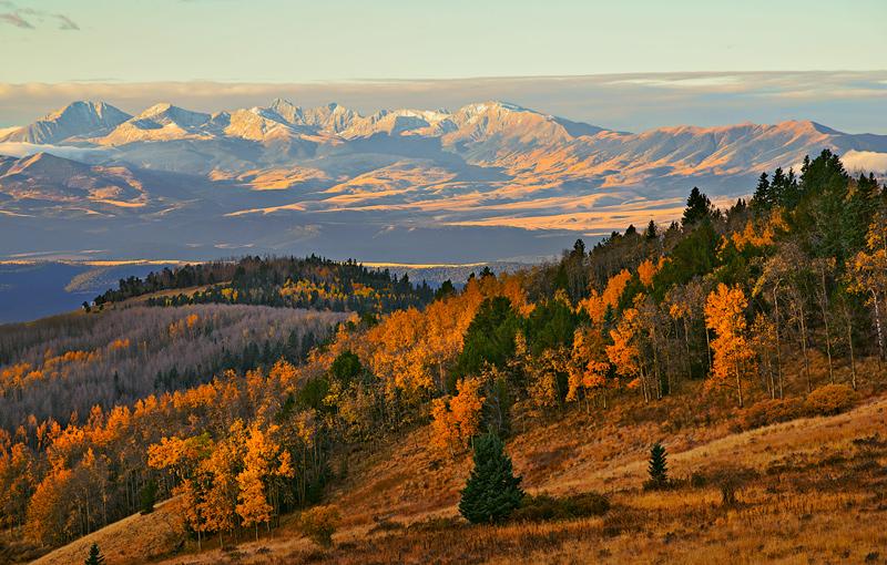 Sangre,Wet Mountains,Colorado, photo