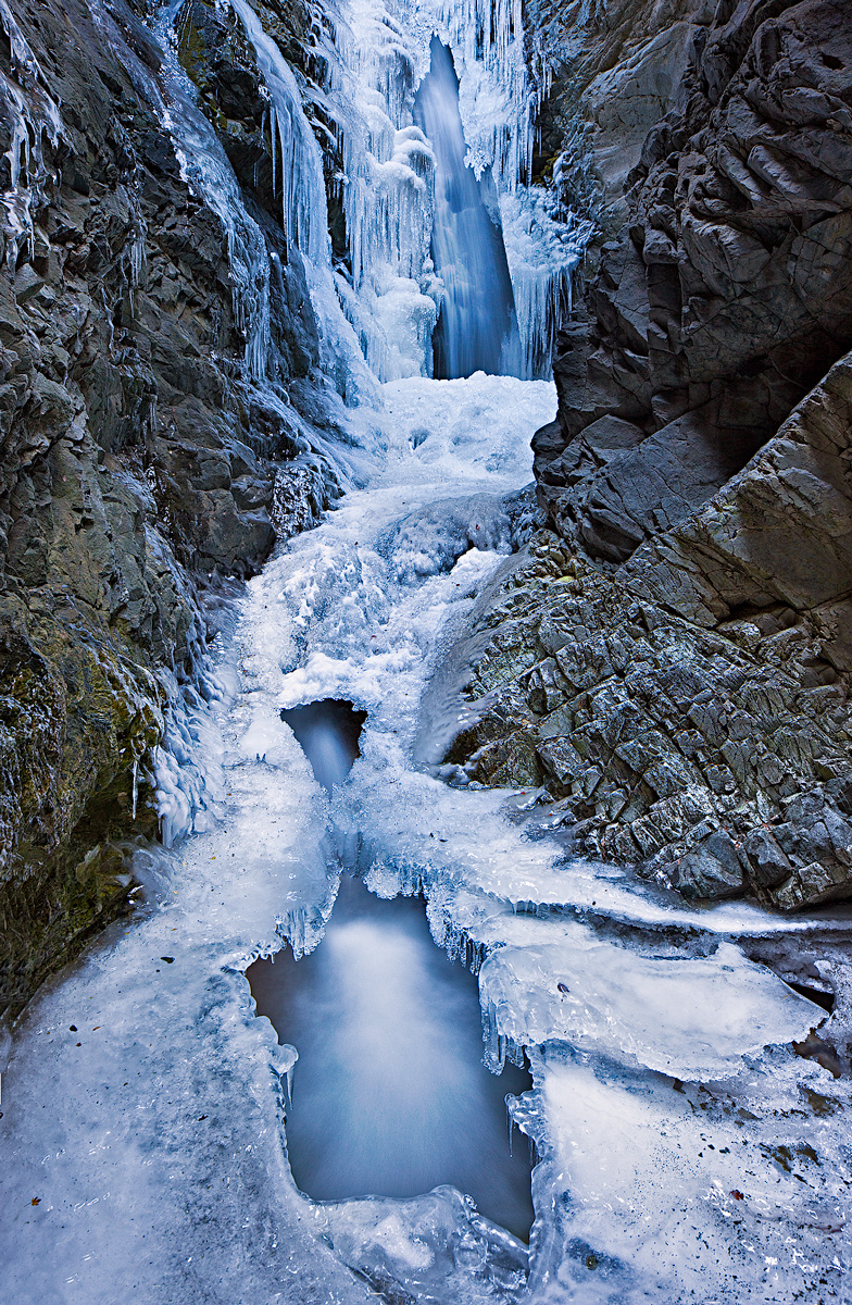 Zapata Falls,Colorado, photo