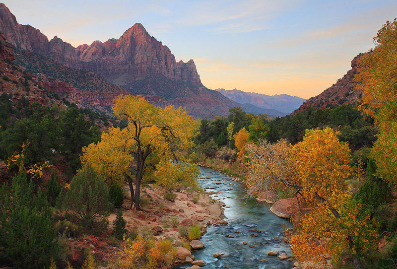 Watchman,Zion,Utah, photo