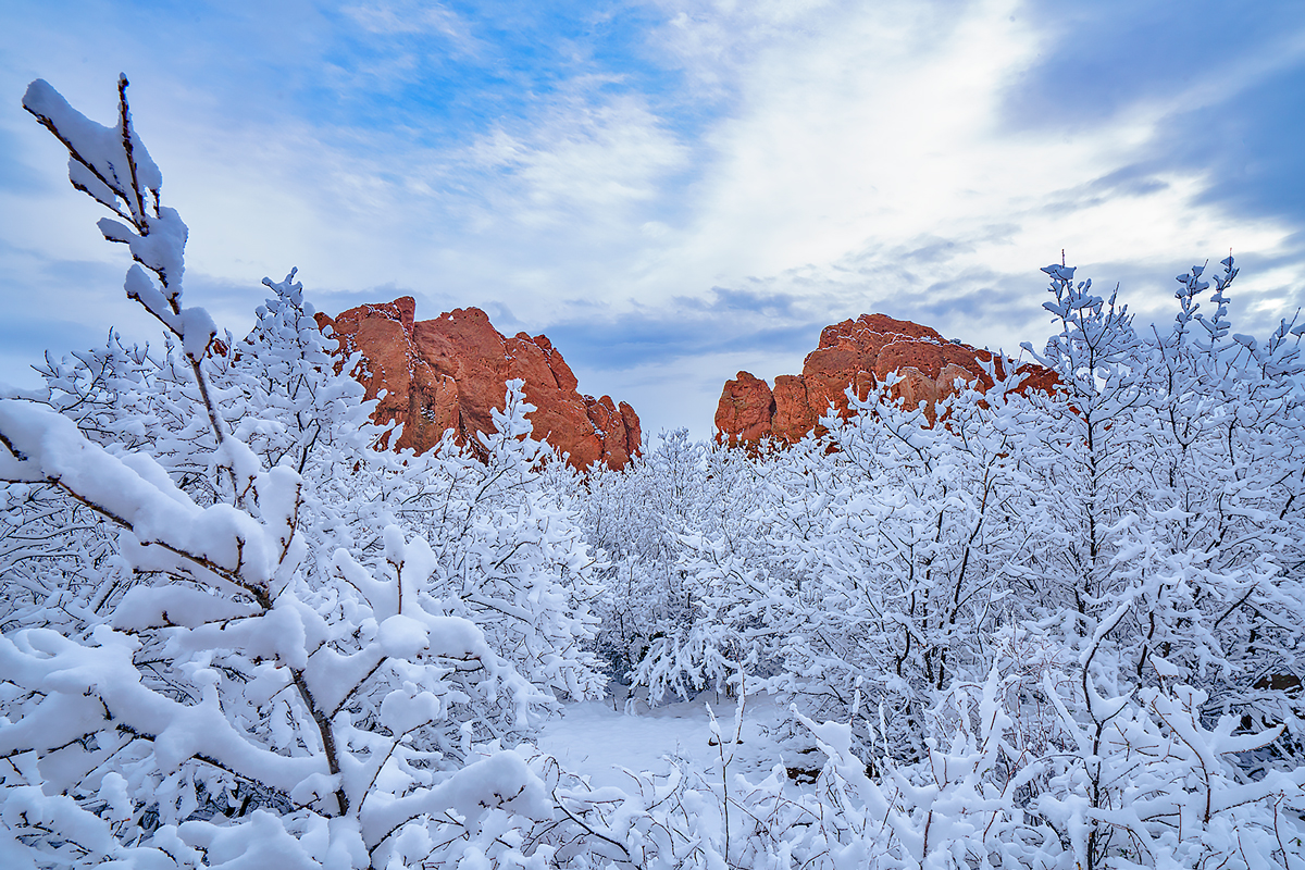 Garden of the Gods,Colorado Springs, photo