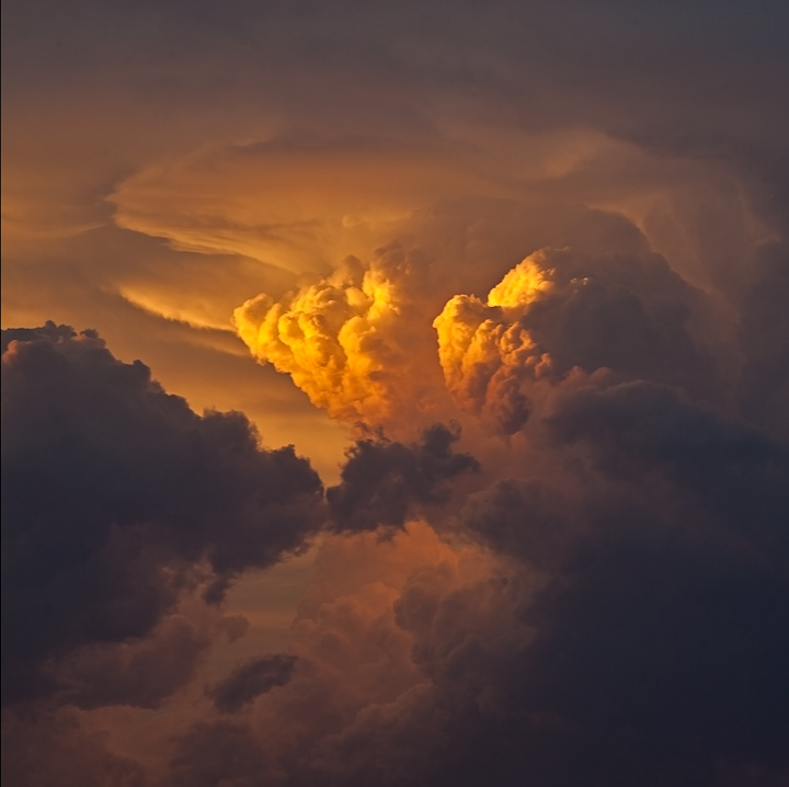 Eads,colorado,storm,sunset, photo